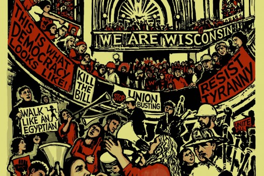 Celebrate People's History 3: Wisconsin Workers' Uprising