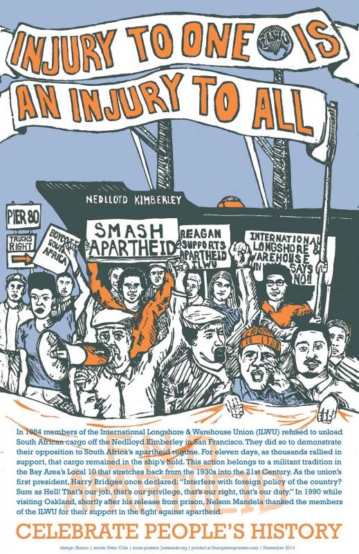 ILWU and the Anti-Apartheid Struggle