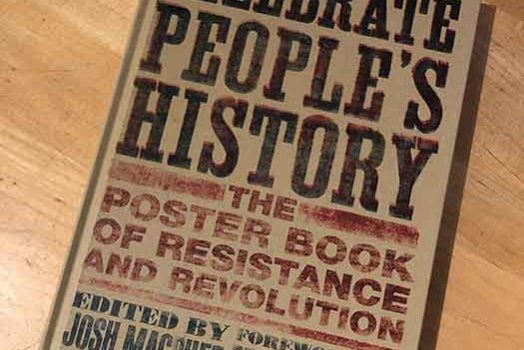 <em>Celebrate People's History Poster</em> book back in stock!