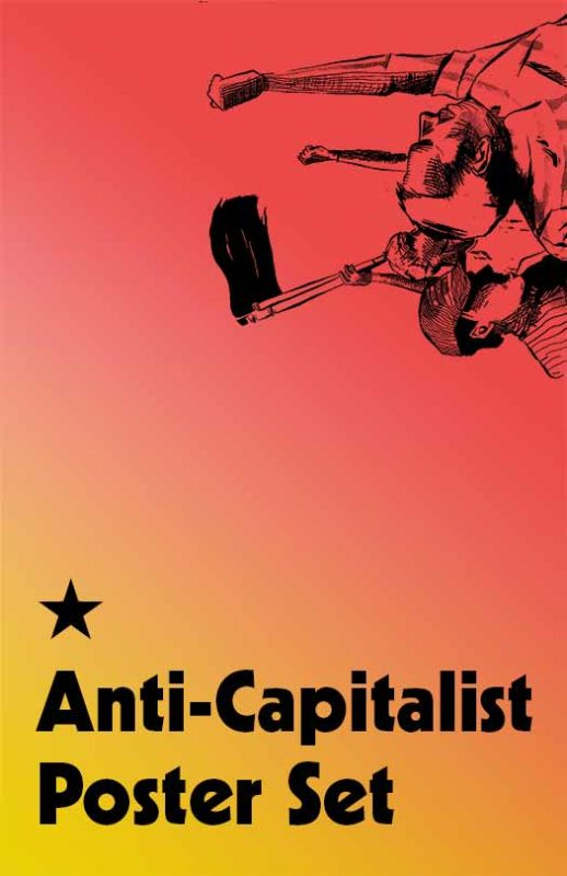 Anticapitalist Poster Set