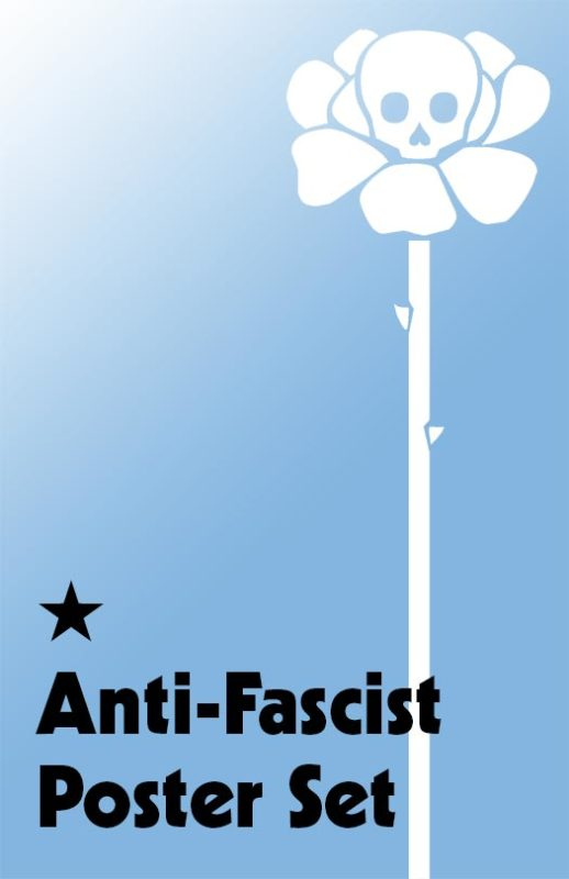 Anti-Fascist Movements Poster Set