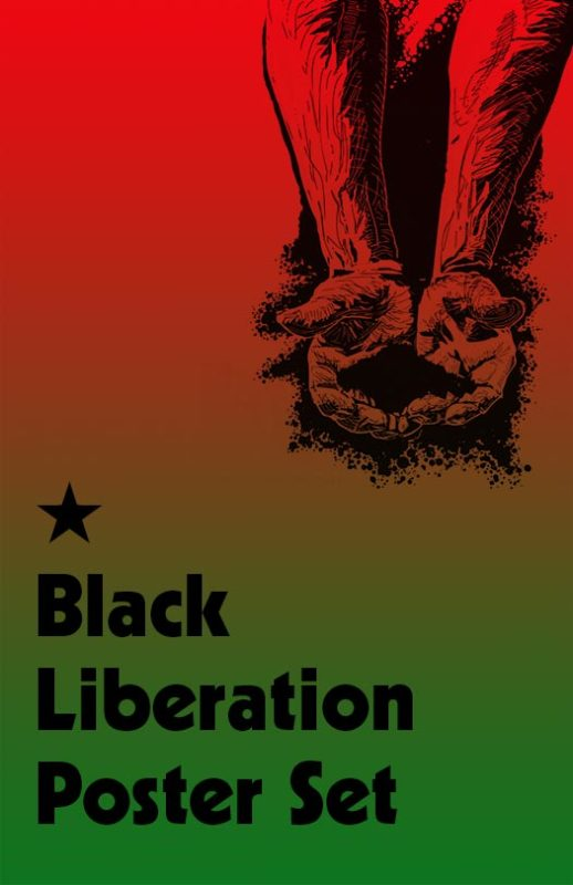 Black Liberation Poster Set