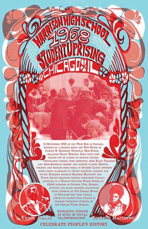 Harrison High School 1968 Student Uprising