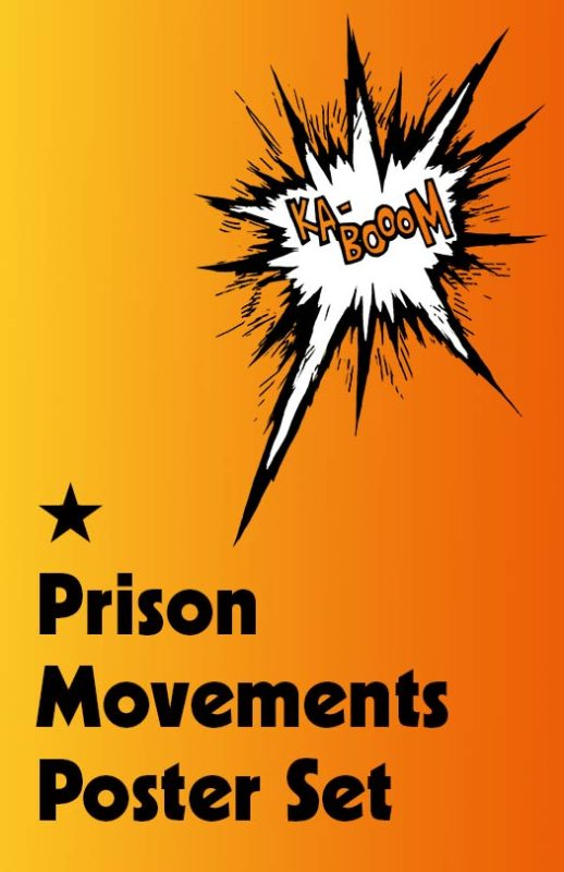 Prison Movements Poster Set