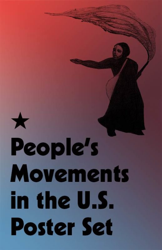 People's Movements in the US Poster Set
