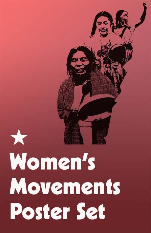 Women's Movements Poster Set