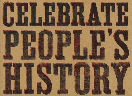 Celebrate People's History Poster Series