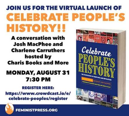 Celebrate People's History Book Launch