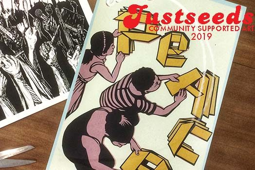 Justseeds: Community Supported Art 2019