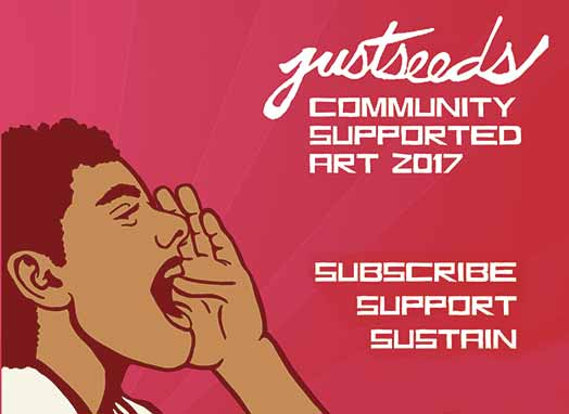 Justseeds: Community Supported Art 2017