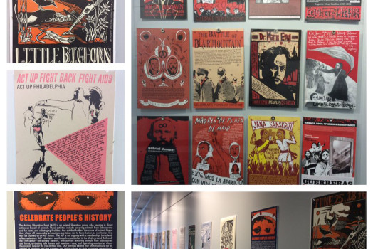 CPH poster exhibition up at UConn