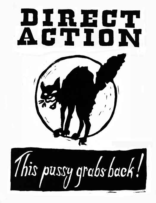 This Pussy Grabs Back