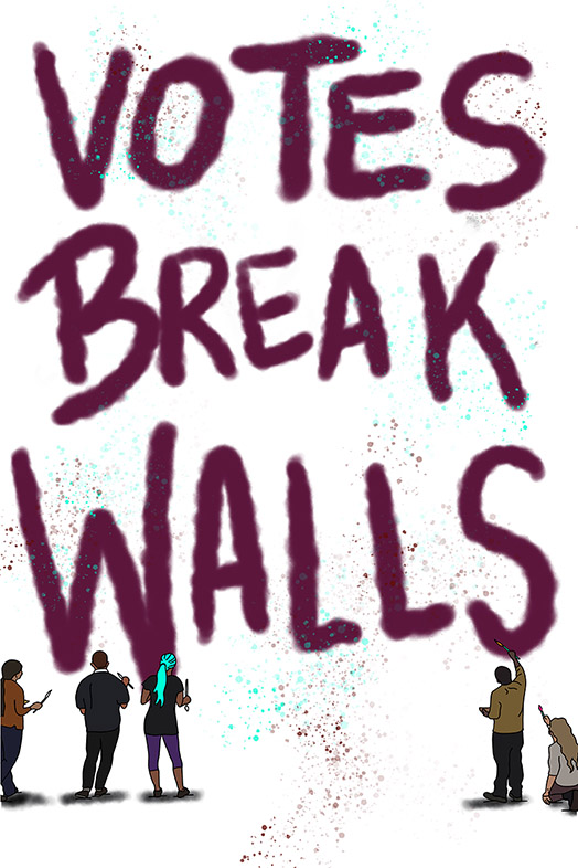 Votes Break Walls