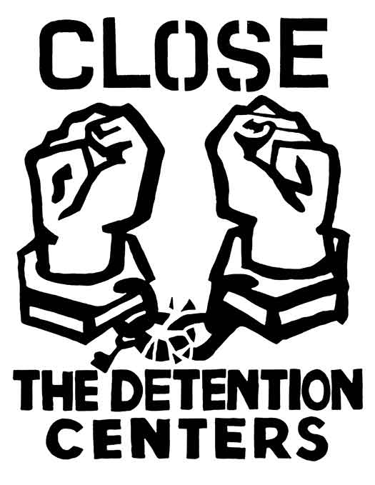Close the Detention Centers