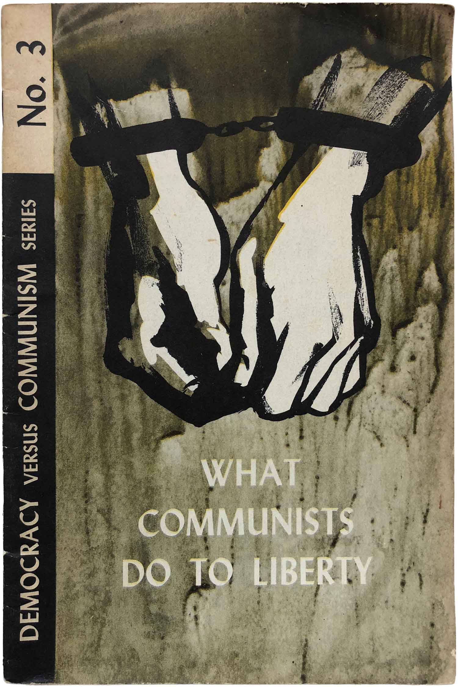 Justseeds | 268: Democracy vs  Communism