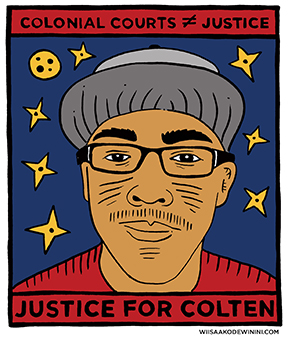 Justice for Colten