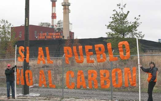 Another Chicago Victory! Fisk and Crawford Coal Plants Shutting Down!