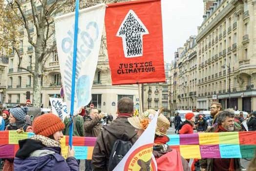 D12 Paris Climate Demos Recap: D12