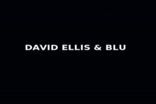 Blu & David Ellis timelapse collaboration