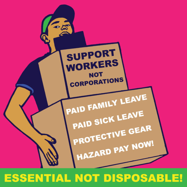 Support Workers Not Corporations