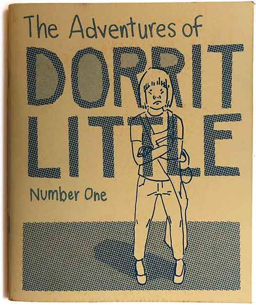 <em>The Adventures of Dorrit Little</em> #1
