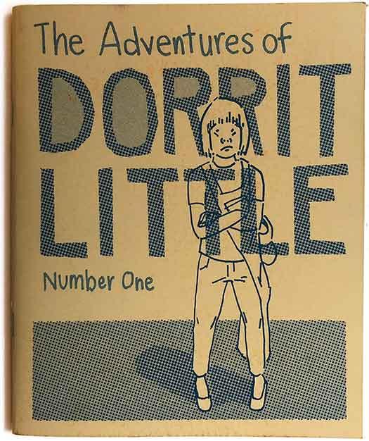 <em>The Adventures of Dorrit Little</em> #1