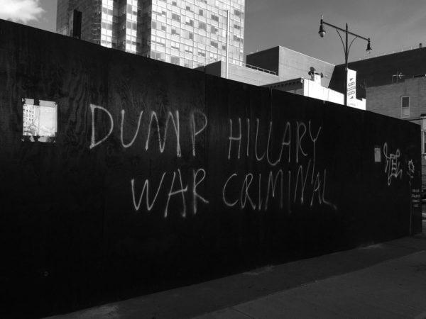DumpHillaryWarCriminal_1