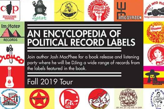On Tour with <em>An Encyclopedia of Political Record Labels</em>