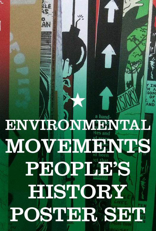 Environmental Movement Poster Pack