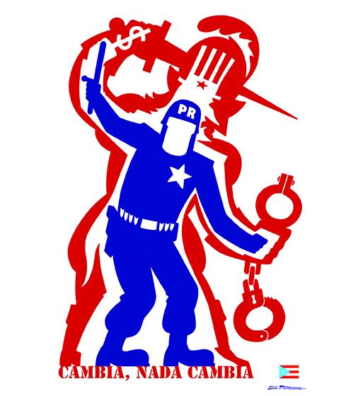 Puerto Rico Cambia, Nada Cambia