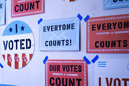 7 Ways Artists and Designers Can Set the Tone for Election Defense