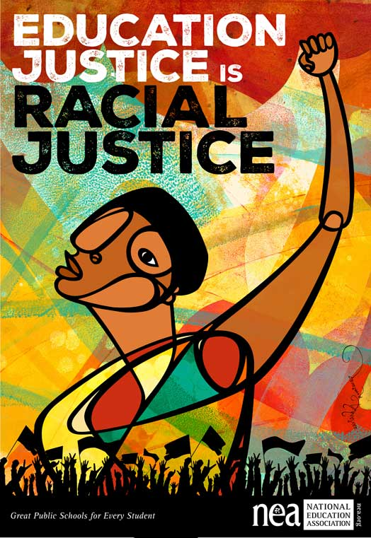 Education Justice is Racial Justice