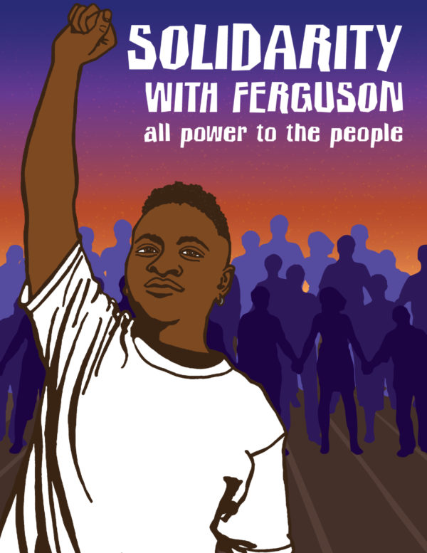 Solidarity with Ferguson
