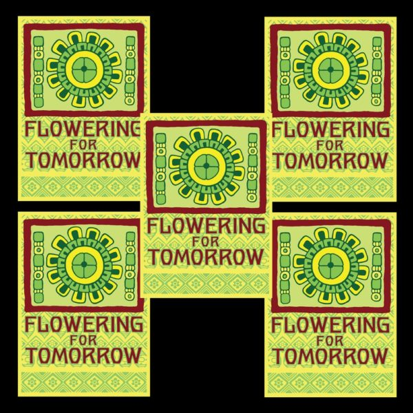 Flowering for Tomorrow Postcards