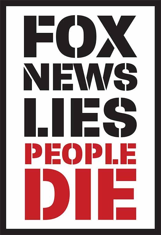 Fox News Lies People Die