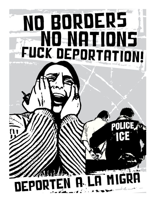 No Borders, No Nations…