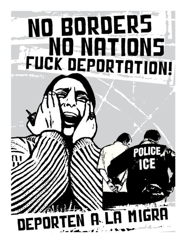 No Borders, No Nations…