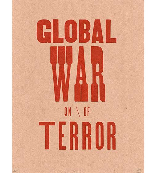Global War on/of Terror