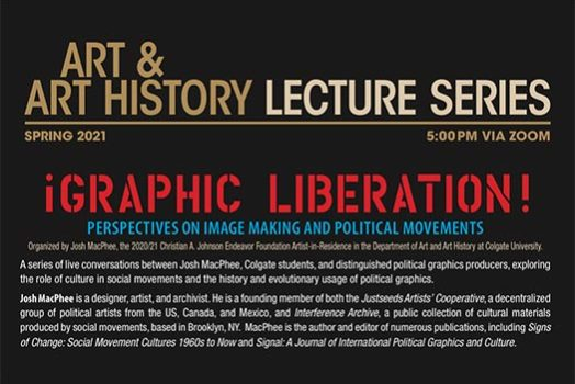Graphic Liberation Conversation Series