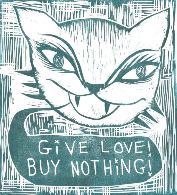 Give Love, Buy Nothing (2nd edition)