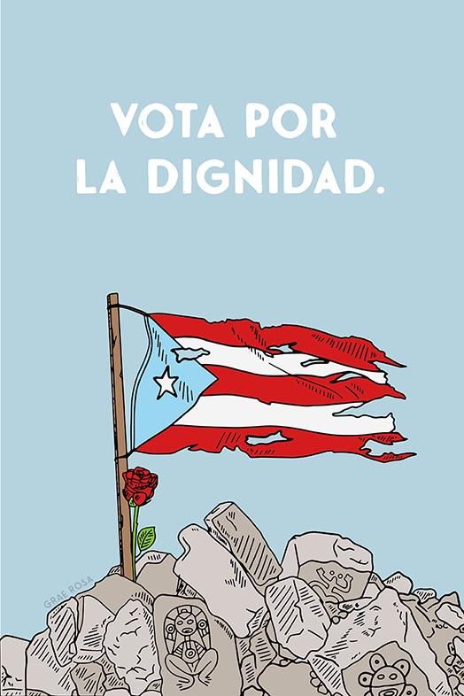 Vota Por la Dignidad