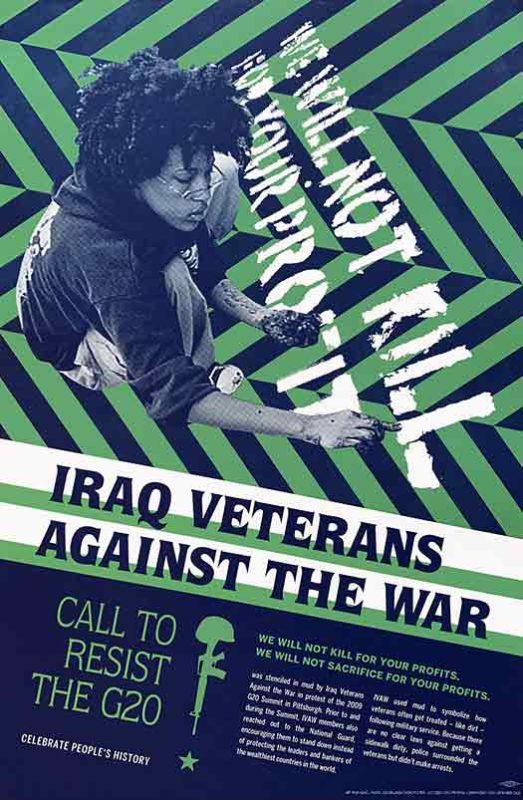 Iraq Veterans Against the War: Call to Resist the G20