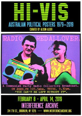 Hi-Vis: Australian Political Posters 1979–2019