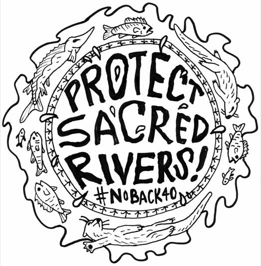 Protect Sacred Rivers