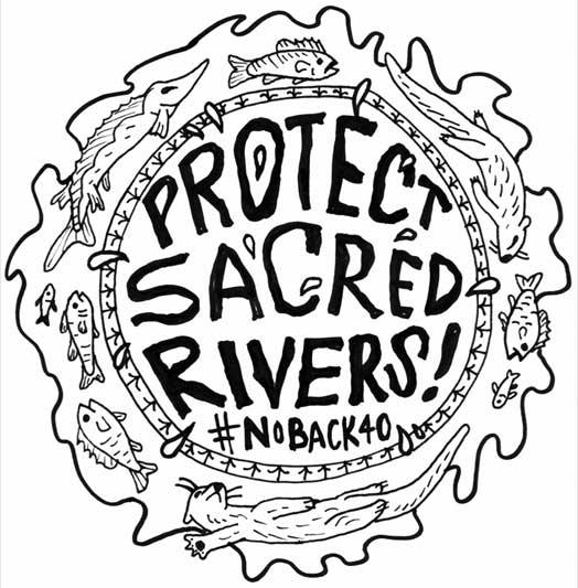 Protect Sacred Rivers