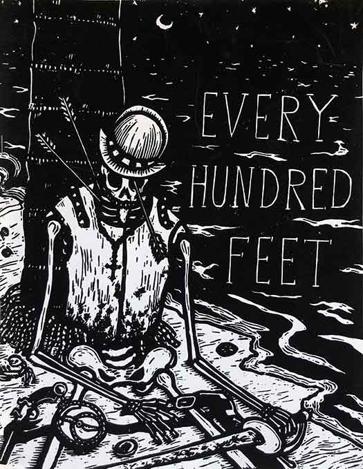 Every Hundred Feet