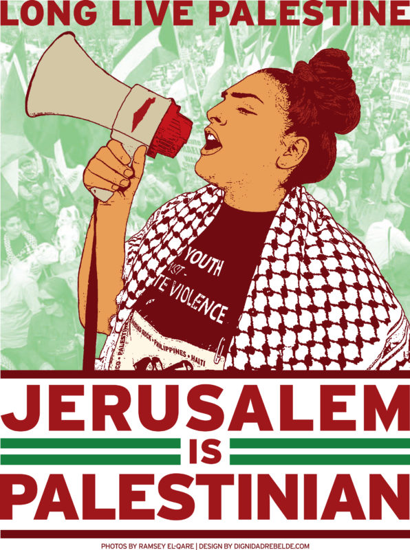 Jerusalem is Palestinian