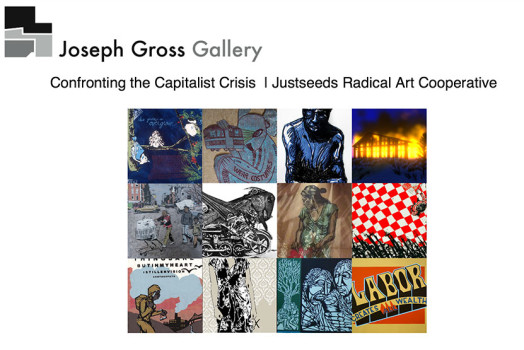 Review of Justseeds Print Show in Arizona