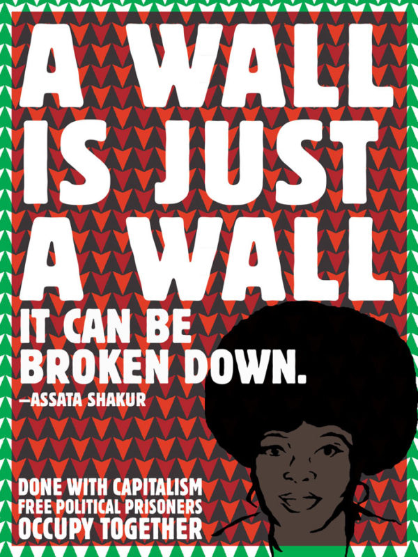 Assata: A Wall Is Just A Wall