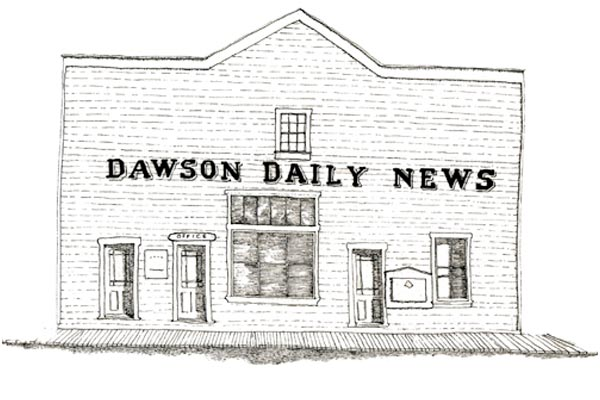 Dawson Daily News Print and Publishing Symposium